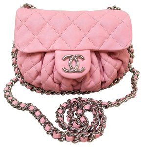 Chanel Mini Shoulder Like New Cross Body Bag