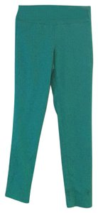Margaret M Skinny Pants Green
