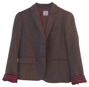 Gap Brown Tweed Blazer