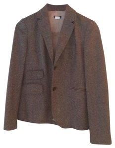 J.Crew Brown Tweed Blazer