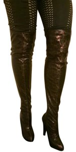 Baby Phat Leaopord Boots
