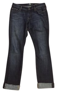 7 For All Mankind Premium Straight Leg Jeans