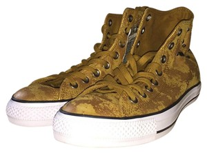 GOLD CONVERSE SNEAKERS GOLD Athletic