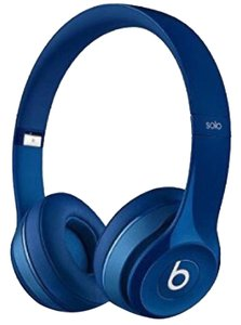 Beats By Dre Beats Solo2 by Dre Sapphire Blue