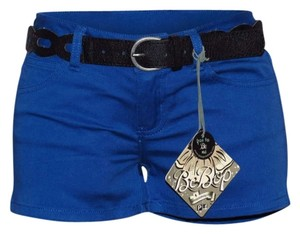 BeBop Mini/Short Shorts Blue