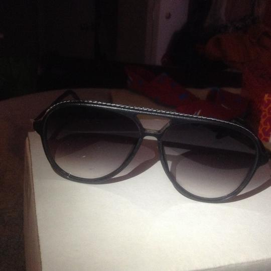 Renault Brand New Leather Wrapped frame Renault Sunglasses