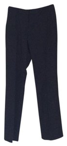 Brooks Brothers Boot Cut Pants Navy Blue