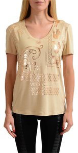 Versace Jeans Collection Top Beige