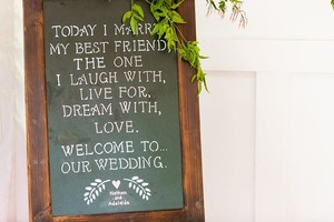 Large Free Standing Ceremony/reception