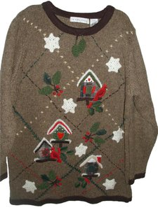 Holiday Designer Unique Sweater
