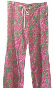 Lilly Pulitzer Wide Leg Pants Seagrass green