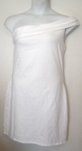 Victoria's Secret short dress White One Shoulder on Tradesy
