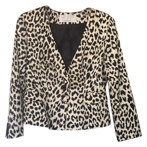 Thakoon Addition Off white, black print Blazer