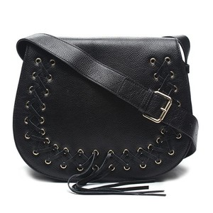 Violetta Leather Cross Body Bag