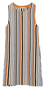 Zara short dress stripes Knit Chic on Tradesy