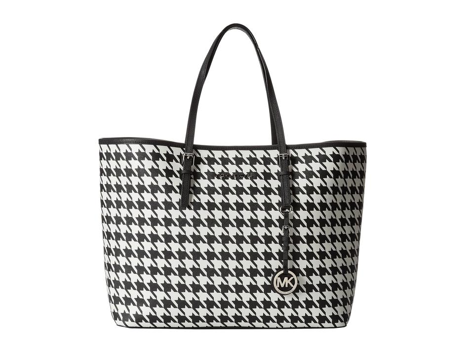 4b9c8befc31c1 Michael Kors New With Tags Jet Set Md Travel Tote. H-11 17-w D-5 ...