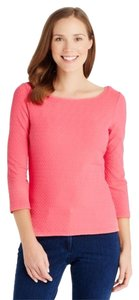J.McLaughlin Top Coral