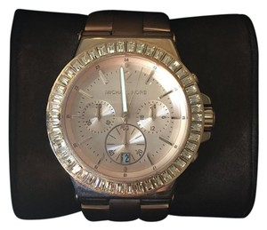 Michael Kors Michael Kors Rose Gold Swaroski Crystal watch