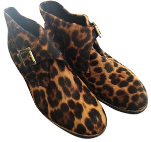 Johnston & Murphy Leopard Boots