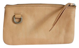 Ann Demeulemeester New Leather Light brown Clutch