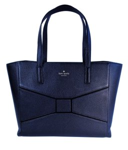 Kate Spade Bridge Palace Francisca Tote in French Navy