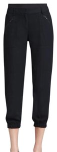 Theory Relaxed Pants Black