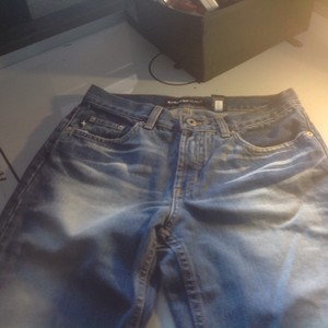 New York & Company & Co Like 3.5 Inch Inseam Mini/Short Shorts Denim light wieght