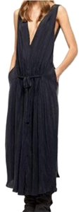 Washed navy Maxi Dress by See by Chloé