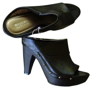 Mossimo Supply Co. Wendi Studded Black Sandals