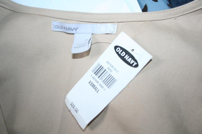 Old Navy short dress Tan on Tradesy