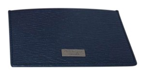 Salvatore Ferragamo Salvatore Ferragamo New Revival Card case 669962 dutch blue