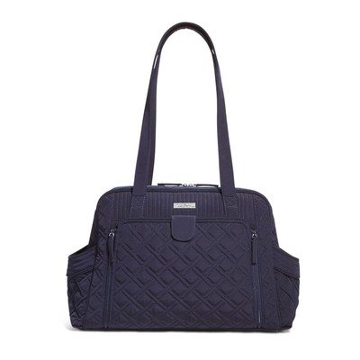 vera bradley make a change navy diaper bag on sale 34 off baby diaper bags on sale at tradesy. Black Bedroom Furniture Sets. Home Design Ideas