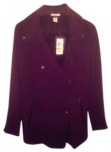 Bar III Italian Plum Or Dark Magenta Jacket