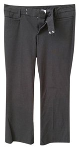 Gap Boot Cut Pants Dark Gray/Charcoal