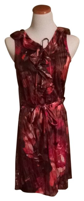 Preload https://item5.tradesy.com/images/calvin-klein-dress-pinks-and-browns-1945684-0-0.jpg?width=400&height=650
