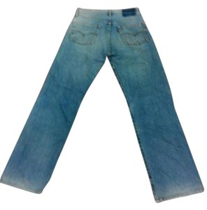 Levi's-Original Vintage light wash Straight Leg Jeans-Light Wash