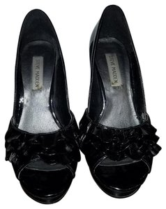 Steve Madden Shiny Black Pumps