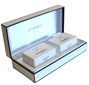 Chanel No. 5 & No. 19 Soap Set