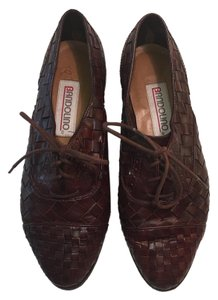 Bandolino Brown Flats