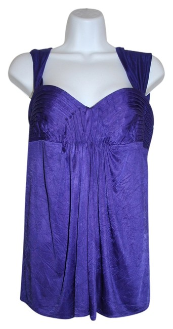 Preload https://item4.tradesy.com/images/bcbgmaxazria-purple-night-out-top-size-4-s-1945723-0-0.jpg?width=400&height=650