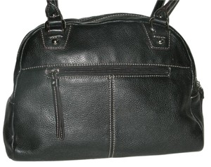 Clarks Small Travel Leather Leather Shoulder Bag