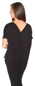 Karen Klein Top Black/Grey