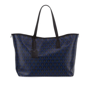 Liberty of London Tote in Navy multi