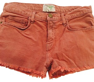 Current/Elliott Mini/Short Shorts Red