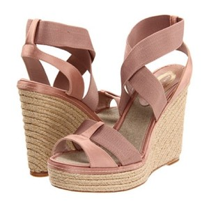Elie Tahari Rose Wedges