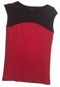 Vince Camuto Top Red