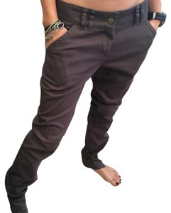 Laundry by Shelli Segal Skinny Pants Dark taupe