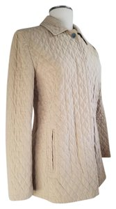 Paul Stuart Quilted Classic beige Jacket