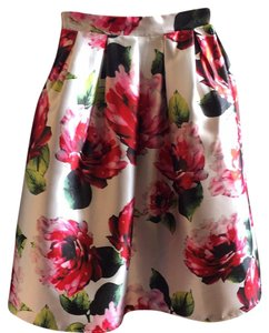 Skirt Pinkish floral