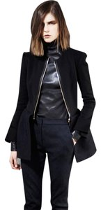 The Row Helmut Lang Chanel Burberry Black Blazer